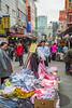 The Namdaemun Market street in the old city of Seoul, South Korea, Asia.
