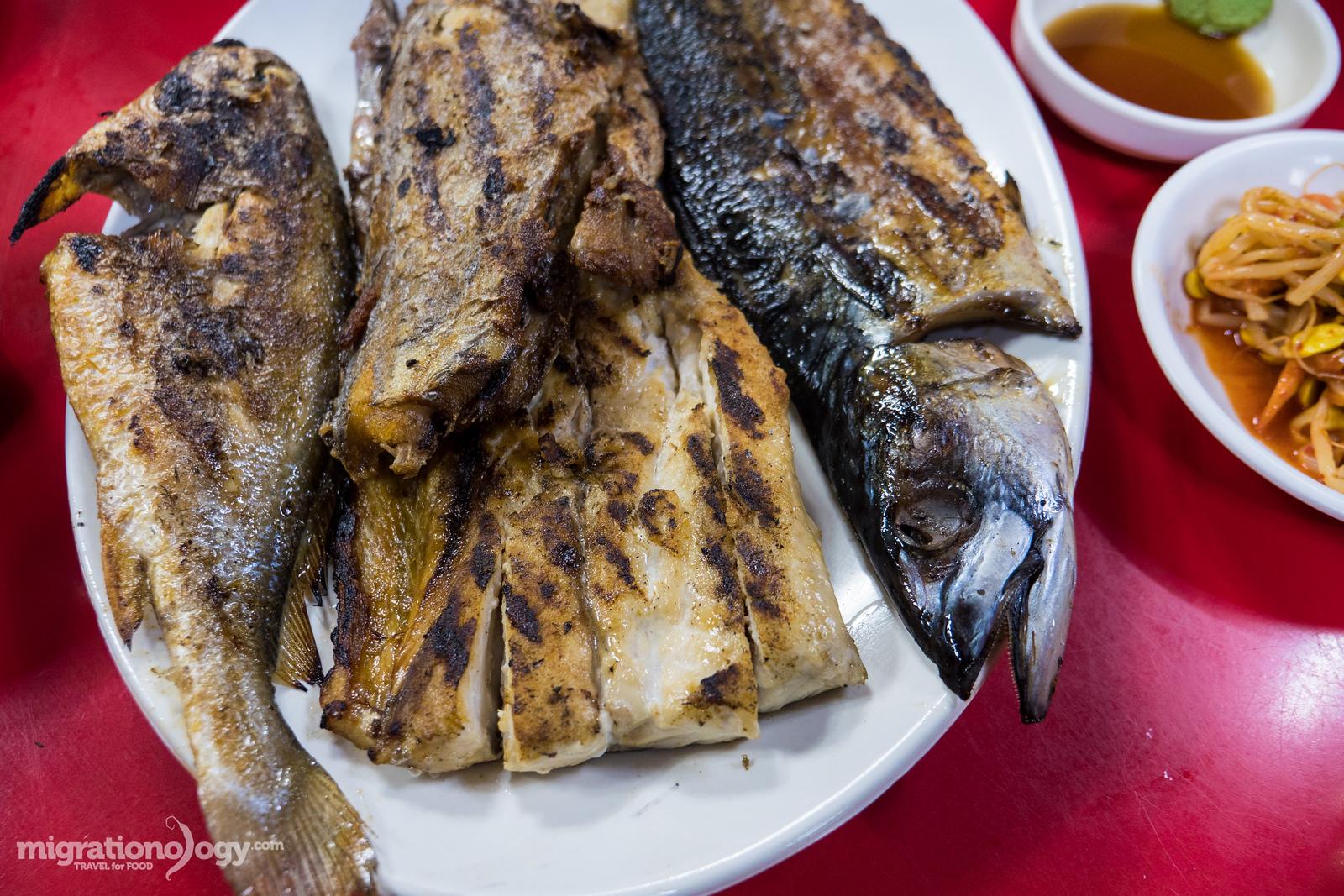 best restaurants in Seoul