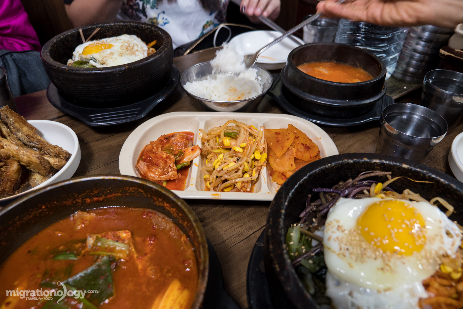 best Korean dishes