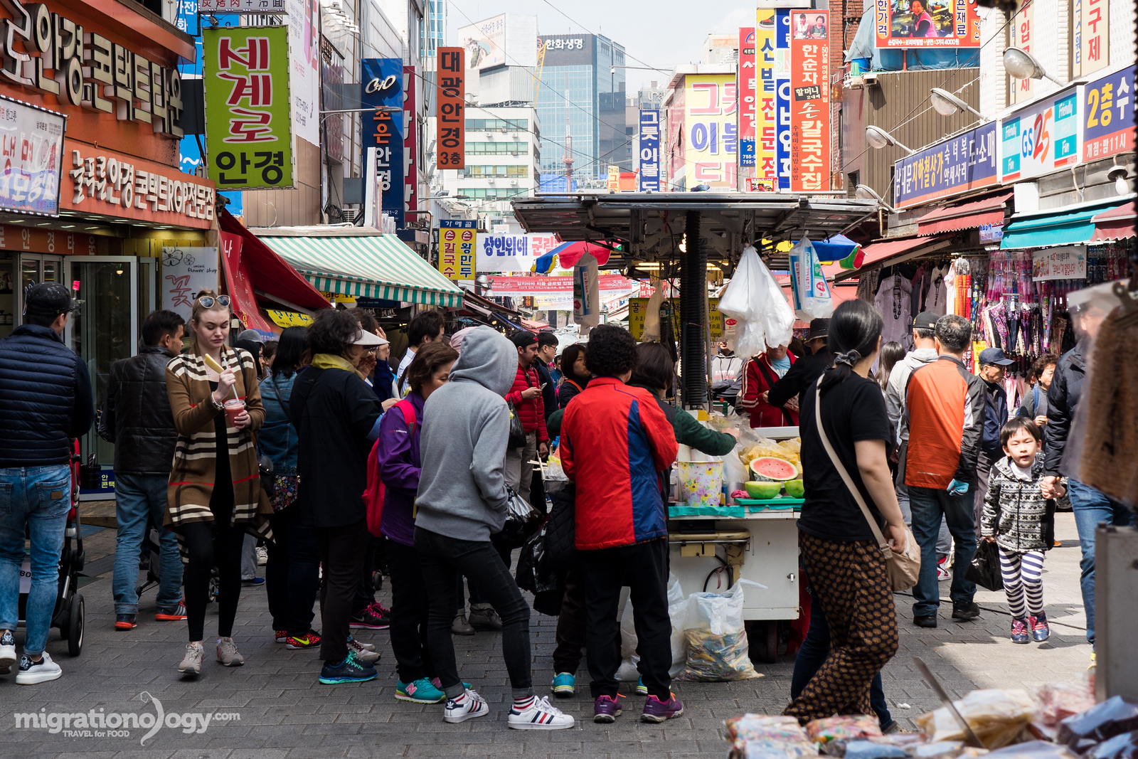 best market in Seoul