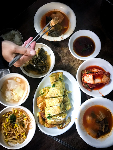 Gwanghwamun Jip - Kimchi Jigae