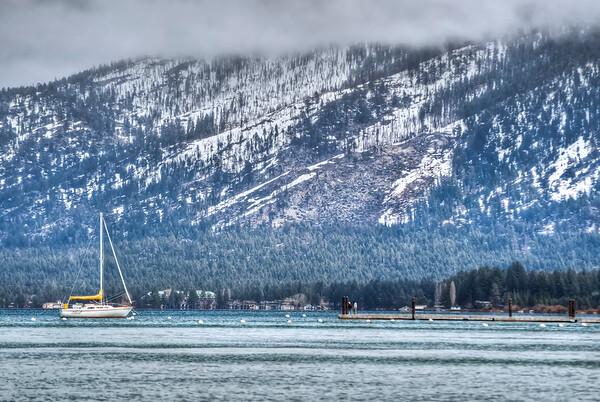 Landscape Lake Tahoe
