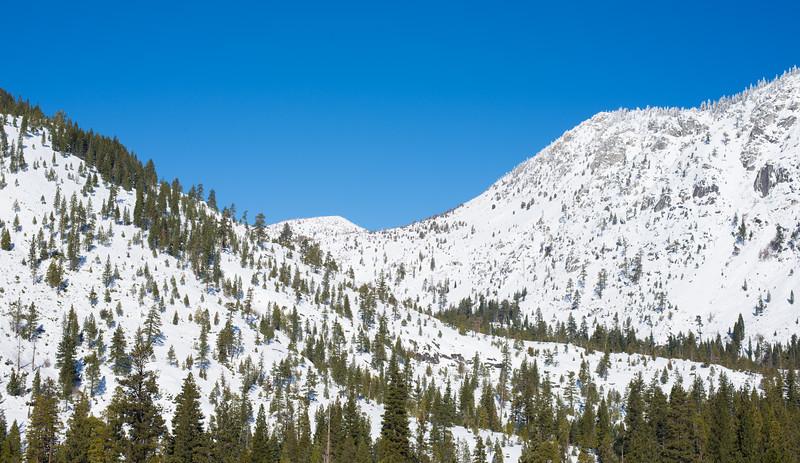 White Snowy Valley