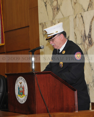 2010 Nassau County Fire Commission Heroism Awards Ceremony April 21st, 2010