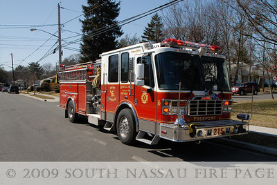 Hose Company Five of the Freeport Fire Department.