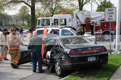 MVA Merrick Road and South Brookside Avenue May 6th, 2009.