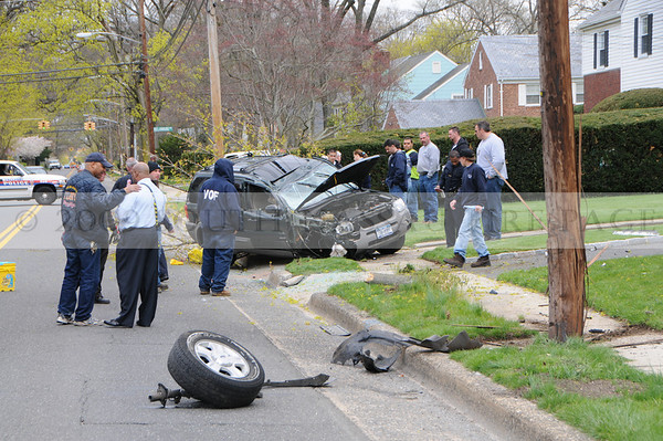 MVA with Rollover April 23rd, 2009.