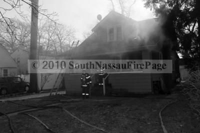 Saturday December 11th, 2010 @ 63 Mount Joy Avenue