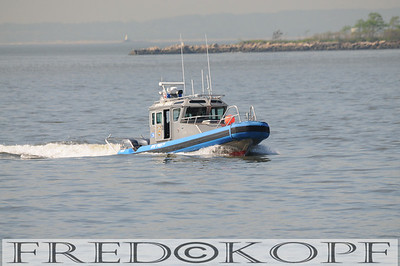NYPD Harbor Unit