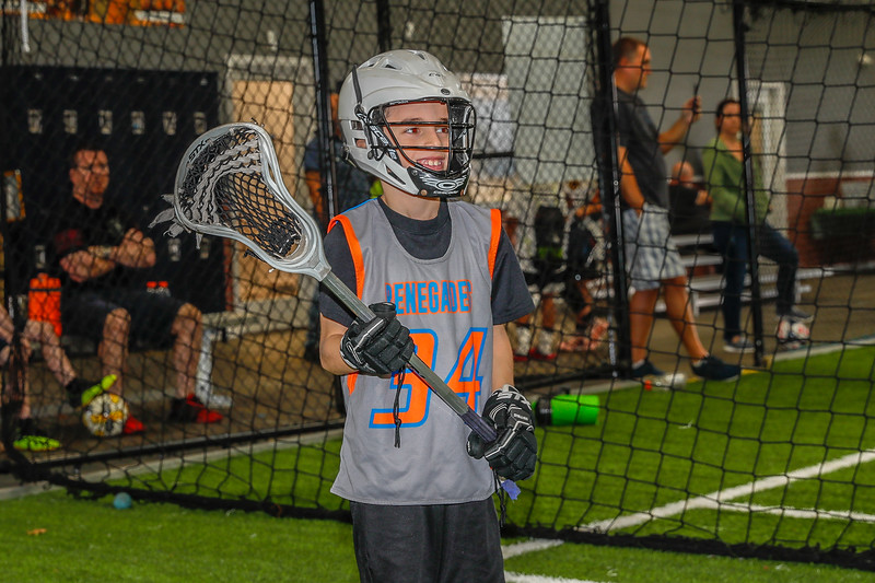 Lacrosse: SOLAX recruting event.