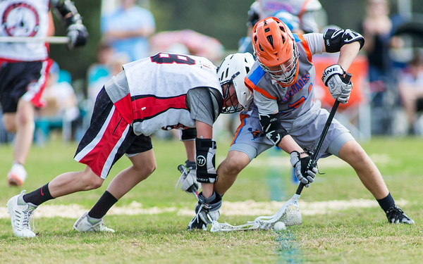 Renegades vs. Scorpions Lacrosse Game