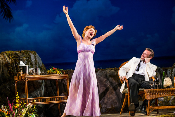 """""""South Pacific"""" Production Photos"""