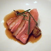 Duck (non-red meat option)