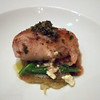 Twice-Cooked De-Boned Spatchcock with Caper and Olive Jus