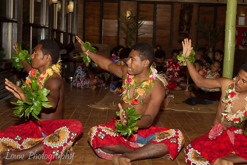 Performance by local dance group
