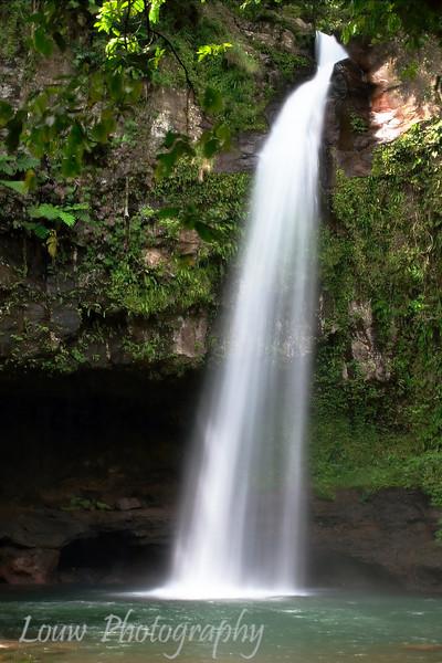 Bouma Falls, Taveuni, Fiji