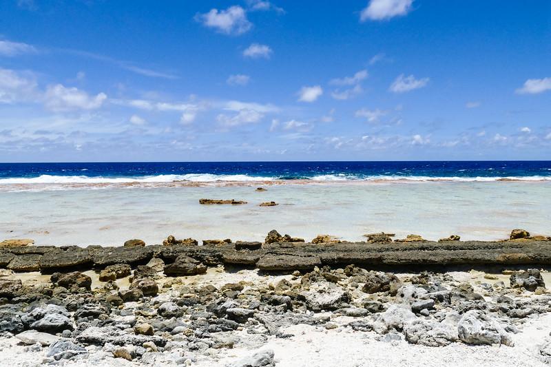 Fakarava Pacific Coast