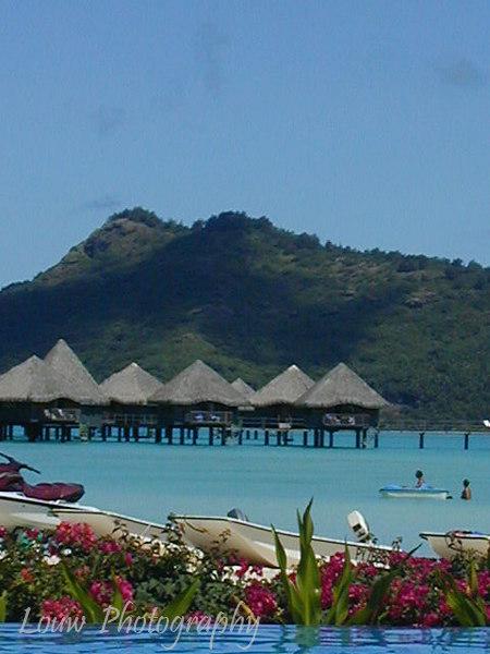 Le Meridien Bora Bora, French Polynesia