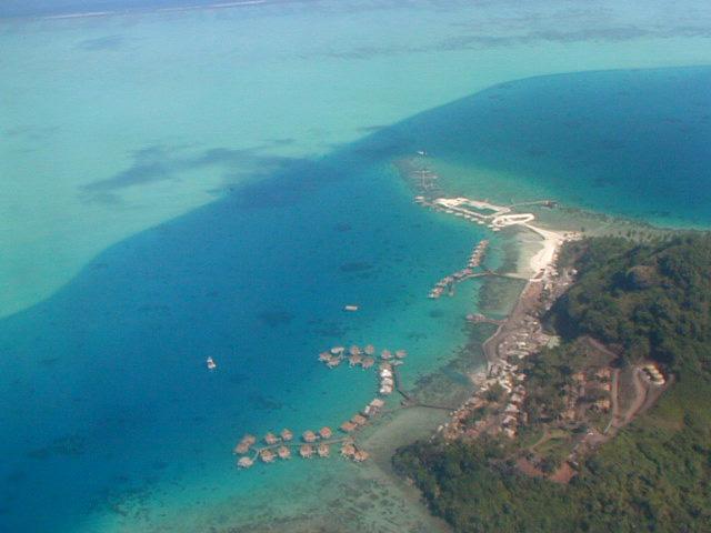 French Polynesia by air