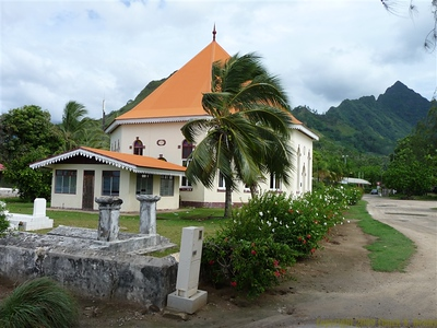 church - Moorea