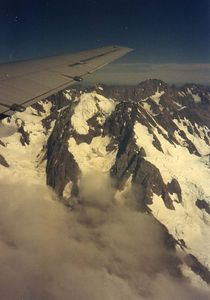 New Zealand Alps