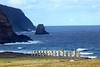 Ahu Tongariki, from the moai quarry