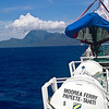 The Tahiti - Moorea Ferry