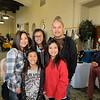 Mindy, Avery, Morgan, Eden and Gary Le