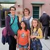 Christine Mauer, Aria Sanchez, Kathleen McLaughlin and Maggie Emmons
