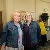 Donna Collier and Dawn Duran