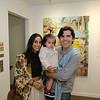 Gina Mehta with Makena and Felipe Valencia