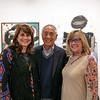 Michele Downing, Mayor Bob Joe and Laurie Wheeler