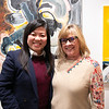 Becky Cheng and Laurie Wheeler