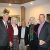 Bill and Diane Cullinane, Mayor Bob Joe, Meg Middleman and Gerry Poulin