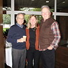 Ted Fogliani with Karen and Dennis Maguire