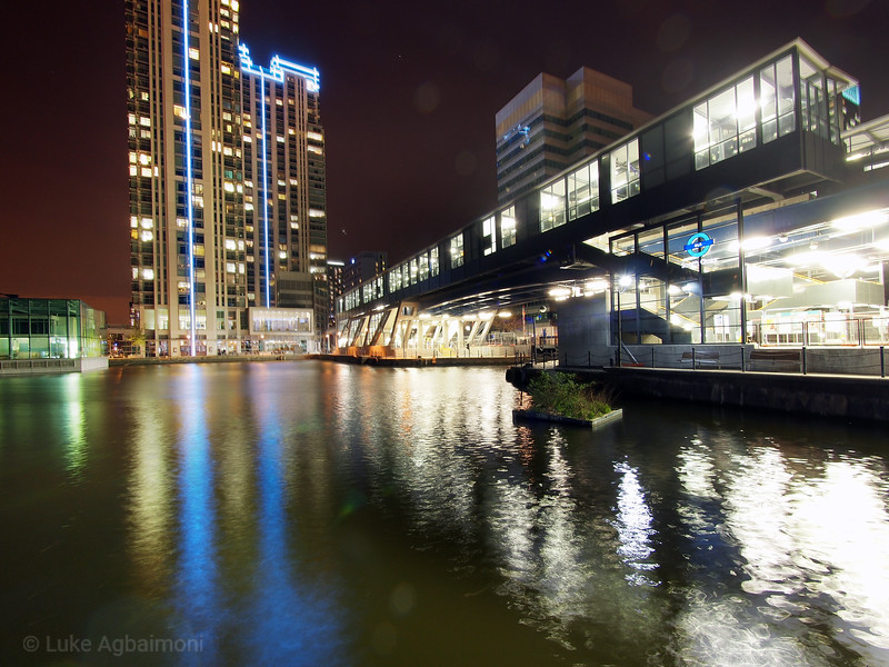South Quay DLR