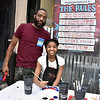 Merkese Gilmore and Kyra Gilmore at Painting with a Twist
