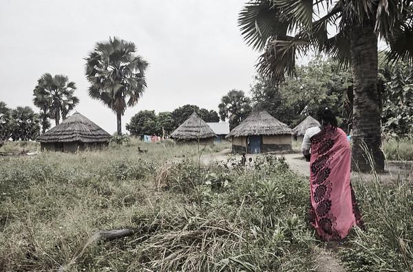 Mori village (colour)
