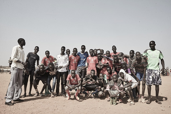Protection of Civilians Camp, Juba (Colour)