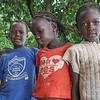 Children - Guma camp