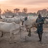 The guard, South Sudan