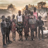 The children of Mundari
