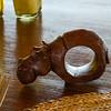 Hippo napkin rings!