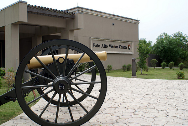 Palo Alto Battlefield;  Brownsville, TX.