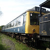 W51401 at Bronwydd Arms on the Gwili Rly on 2/6/13