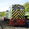 D2178 at Bronwydd Arms on the Gwili Rly on 2/6/13