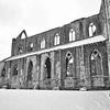 Tintern Abbey in Snow 3