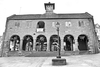 The Market House at Ross on Wye
