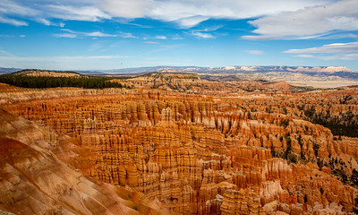 Bryce Canyon Inspiration Point