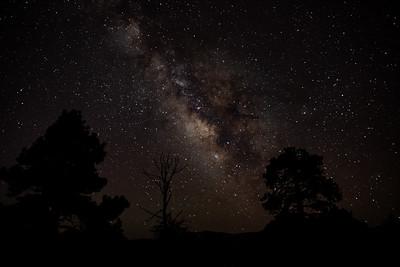 Bryce Canyon Skies